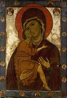 Icon. The Mother of God of Tenderness (The Mother of God of «Belozersk»)